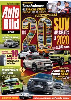 LOS 20 SUV MAS BARATOS DE 2020 (DESDE 11.000 EUROS