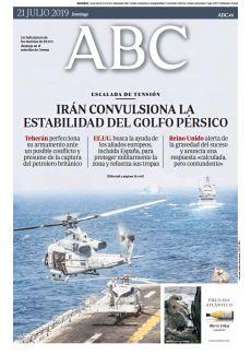 IRÁN CONVULSIONA LA ESTABILIDAD DEL GOLFO PÉRSICO