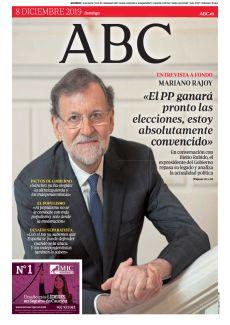 «EL PP GANARÁ PRONTO LAS ELECCIONES, ESTOY ABSOLUTAMENTE CONVENCIDO»