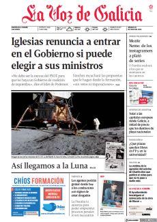IGLESIAS RENUNCIA A ENTRAR EN EL GOBIERNO SI PUEDE ELEGIR A SUS MINISTROS
