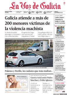 PALAVEA Y PERILLO, LOS RADARES QUE MÁS MULTAN