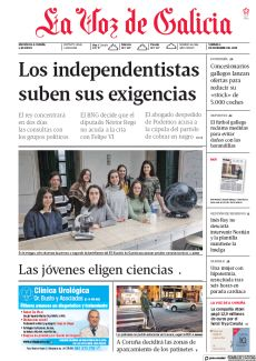 LOS INDEPENDENTISTAS SUBEN SUS EXIGENCIAS