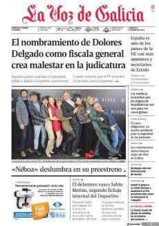 LOS MINISTROS DEL PSOE Y DE UNIDAS PODEMOS PROMETEN «LEALTAD AL REY»