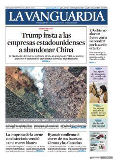 ALERTA INTERNACIONAL POR EL AMAZONAS