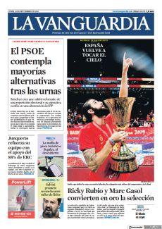 RICKY RUBIO Y MARC GASOL CONVIERTEN EN ORO LA SELECCIÓN