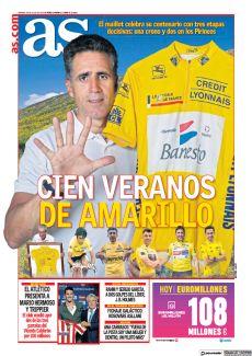 CIEN VERANOS DE AMARILLO