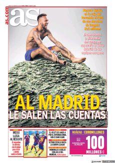 AL MADRID LE SALEN LAS CUENTAS