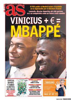 VINICIUS + € = MBAPPE´