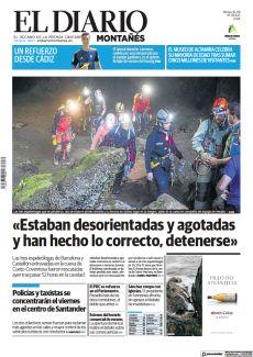 «ESTABAN DESORIENTADAS Y AGOTADAS Y HAN HECHO LO CORRECTO, DETENERSE»