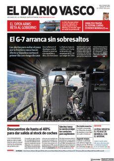 EL G-7 ARRANCA SIN SOBRESALTOS