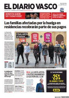 LAS FAMILIAS AFECTADAS POR LA HUELGA EN RESIDENCIAS RECOBRARÁN PARTE DE SUS PAGOS