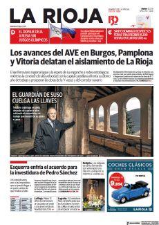 EL GUARDIÁN DE SUSO CUELGA LAS LLAVES