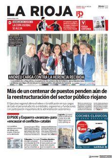 ANDREU CARGA CONTRA LA HERENCIA RECIBIDA