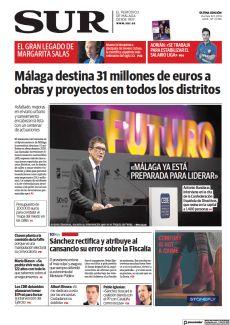 MÁLAGA DESTINA 31 MILLONES DE EUROS A OBRAS Y PROYECTOS EN TODOS LOS DISTRITOS