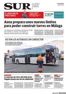 ASÍ SON LOS AUTOBUSES SIN CONDUCTOR