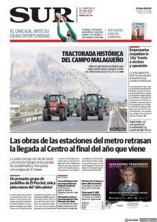 TRACTORADA HISTÓRICA DEL CAMPO MALAGUEÑO