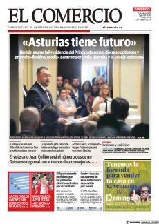 «ASTURIAS TIENE FUTURO»