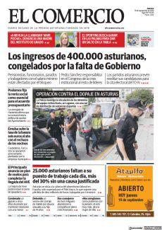 OPERACIÓN CONTRA EL DOPAJE EN ASTURIAS