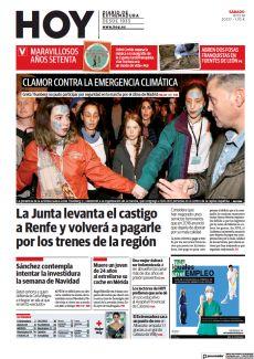 CLAMOR CONTRA LA EMERGENCIA CLIMÁTICA