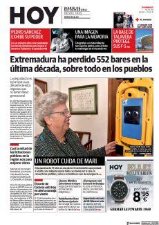 EXTREMADURA HA PERDIDO 552 BARES EN LA ÚLTIMA DÉCADA, SOBRE TODO EN LOS PUEBLOS