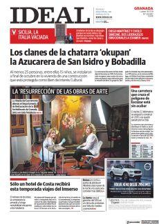LA 'RESURRECCIÓN' DE LAS OBRAS DE ARTE
