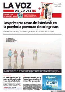 LOS PRIMEROS CASOS DE LISTERIOSIS EN LA PROVINCIA PROVOCAN CINCO INGRESOS