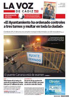 «EL AYUNTAMIENTO HA ORDENADO CONTROLES A TRES TURNOS Y MULTAR EN TODA LA CIUDAD»