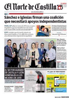 EL SECTOR AGRARIO DE CASTILLA Y LEÓN HOMENAJEA A LOS MEJORES DE 2019
