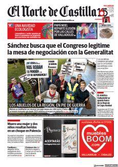SÁNCHEZ BUSCA QUE EL CONGRESO LEGITIME LA MESA DE NEGOCIACIÓN CON LA GENERALITAT