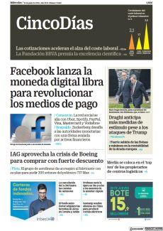 FACEBOOK LANZA LA MONEDA DIGITAL LIBRA PARA REVOLUCIONAR LOS MEDIOS DE PAGO
