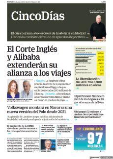EL CORTE INGLÉS Y ALIBABA EXTENDERÁN SU ALIANZA A LOS VIAJES