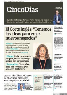 """EL CORTE INGLÉS: """"TENEMOS LAS IDEAS PARA CREAR NUEVOS NEGOCIOS"""""""