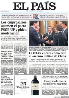 LA OTAN ENCARA COMO RETO EL ASCENSO MILITAR DE CHINA