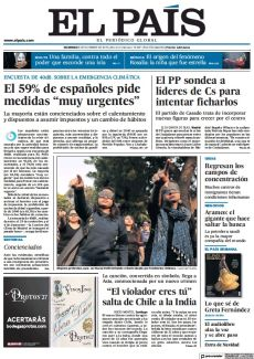 """EL VIOLADOR ERES TÚ"" SALTA DE CHILE A LA INDIA"