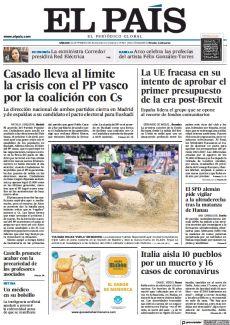 CASADO LLEVA AL LÍMITE LA CRISIS CON EL PP VASCO POR LA COALICIÓN CON CS