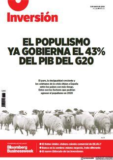 EL POPULISMO YA GOBIERNA EL 43% DEL PIB DEL G20