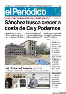 NO CEDE A LA PRESIÓN DE ARAGÓN Y MANTENDRÁ EL HORARIO DEL AVE A MADRID