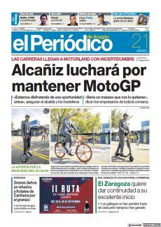 ALCAÑIZ LUCHARÁ POR MANTENER MOTOGP