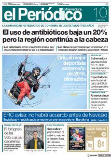 ERC AVISA: NO HABRÁ ACUERDO ANTES DE NAVIDAD