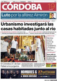 EL CÓRDOBA CF, DE SAN RAFAEL A LOS JUZGADOS
