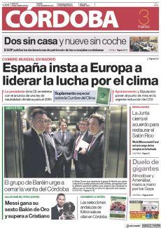 SUPLEMENTO ESPECIAL SOBRE LA CUMBRE DEL CLIMA