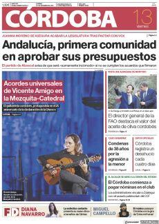 ANDALUCÍA, PRIMERA COMUNIDAD EN APROBAR SUS PRESUPUESTOS