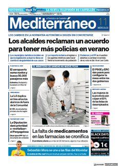 LA FALTA DE MEDICAMENTOS EN LAS FARMACIAS SE CRONIFICA