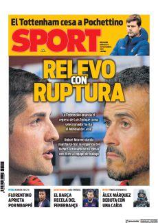 RELEVO RUPTURA CON