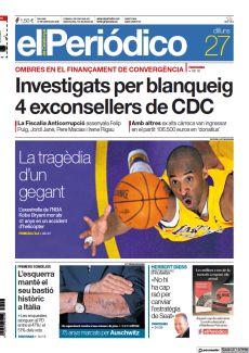 OMBRES EN EL FINANÇAMENT DE CONVERGÈNCIA INVESTIGATS PER BLANQUEIG 4 EXCONSELLERS DE CDC LA FISCALIA ANTICORRUPCIÓ AMB ALTRES