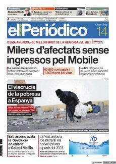 MILERS D'AFECTATS SENSE INGRESSOS PEL MOBILE LA CANCEL·LACIÓ LA FIRA