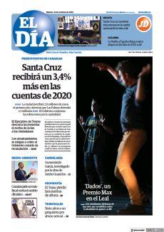 SANTA CRUZ RECIBIRÁ UN 3,4% MÁS EN LAS CUENTAS DE 2020