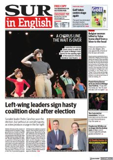 LEFT-WING LEADERS SIGN HASTY COALITION DEAL AFTER ELECTION
