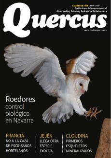 ROEDORES CONTROL BIOLÓGICO EN NAVARRA