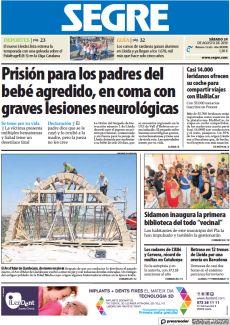 EL ARC D'ADAR DE LLARDECANS, DE NUEVO EN PIE